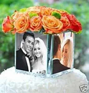 inexpensive and personal wedding-centerpieces