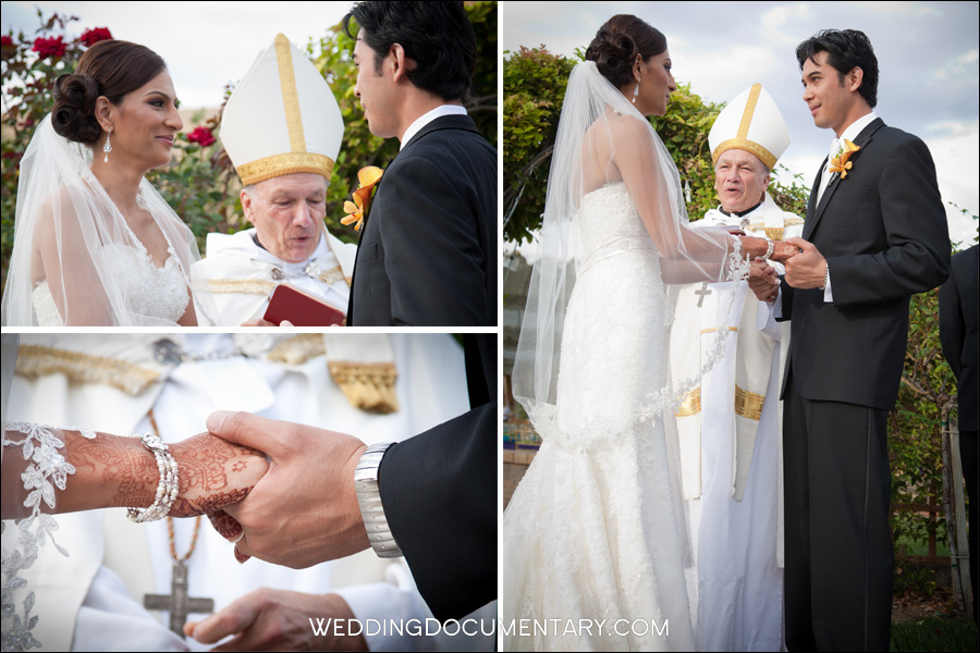 Catholic Wedding Traditions.The Christian Wedding Ceremony Bindiweddings