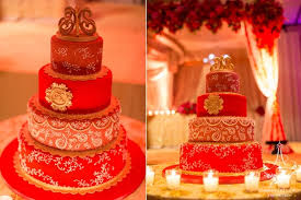cakes for Indian weddings