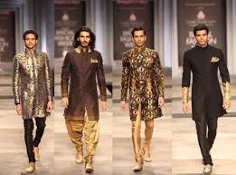 indian men's fashion