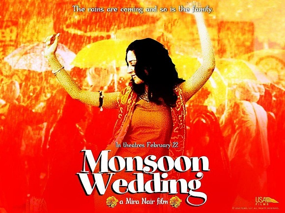 monsoon wedding A description of tropes appearing in monsoon wedding moonsoon wedding is a 2001 film shot with cooperation from both bollywood and hollywood that chronicles.