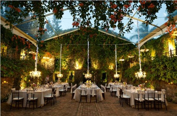 Unique wedding venues don t limit yourself to the for Places to have receptions for weddings
