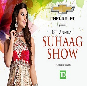 The Countdown has begun to the 18th Annual Suhaag Show!
