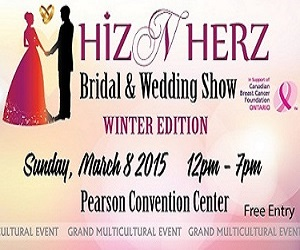 Hiz N Herz Bridal and Wedding Show kicks off with a Winter Preview!