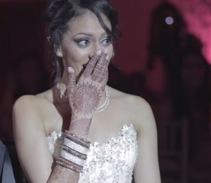 Canadian man leaves Indian bride teary-eyed!